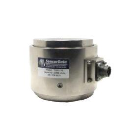 Short Axis Flange Driven Slip Ring Torque Sensor Model T351