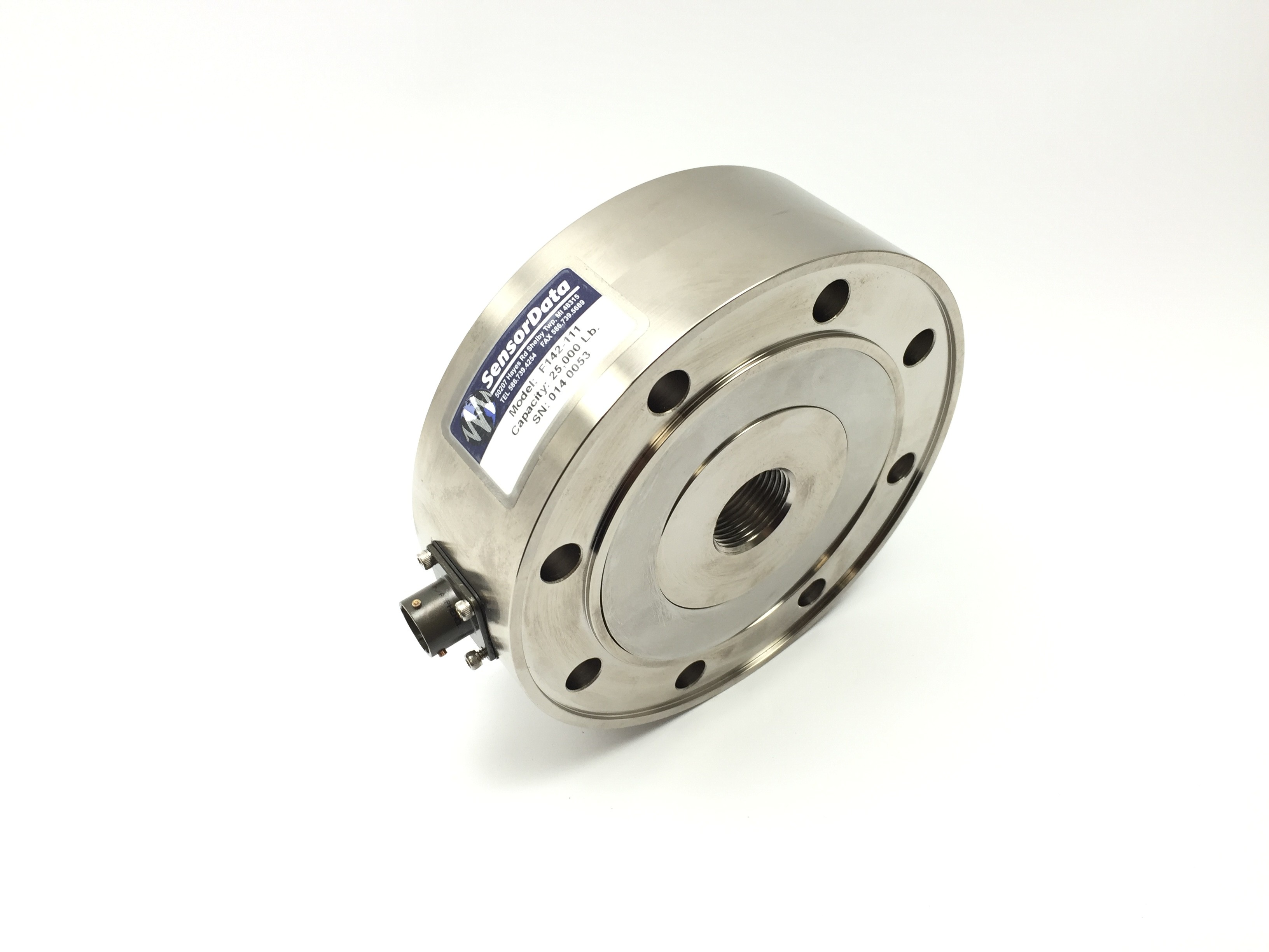 Fatigue Rated Low Profile Universal Shear Web Load Cell